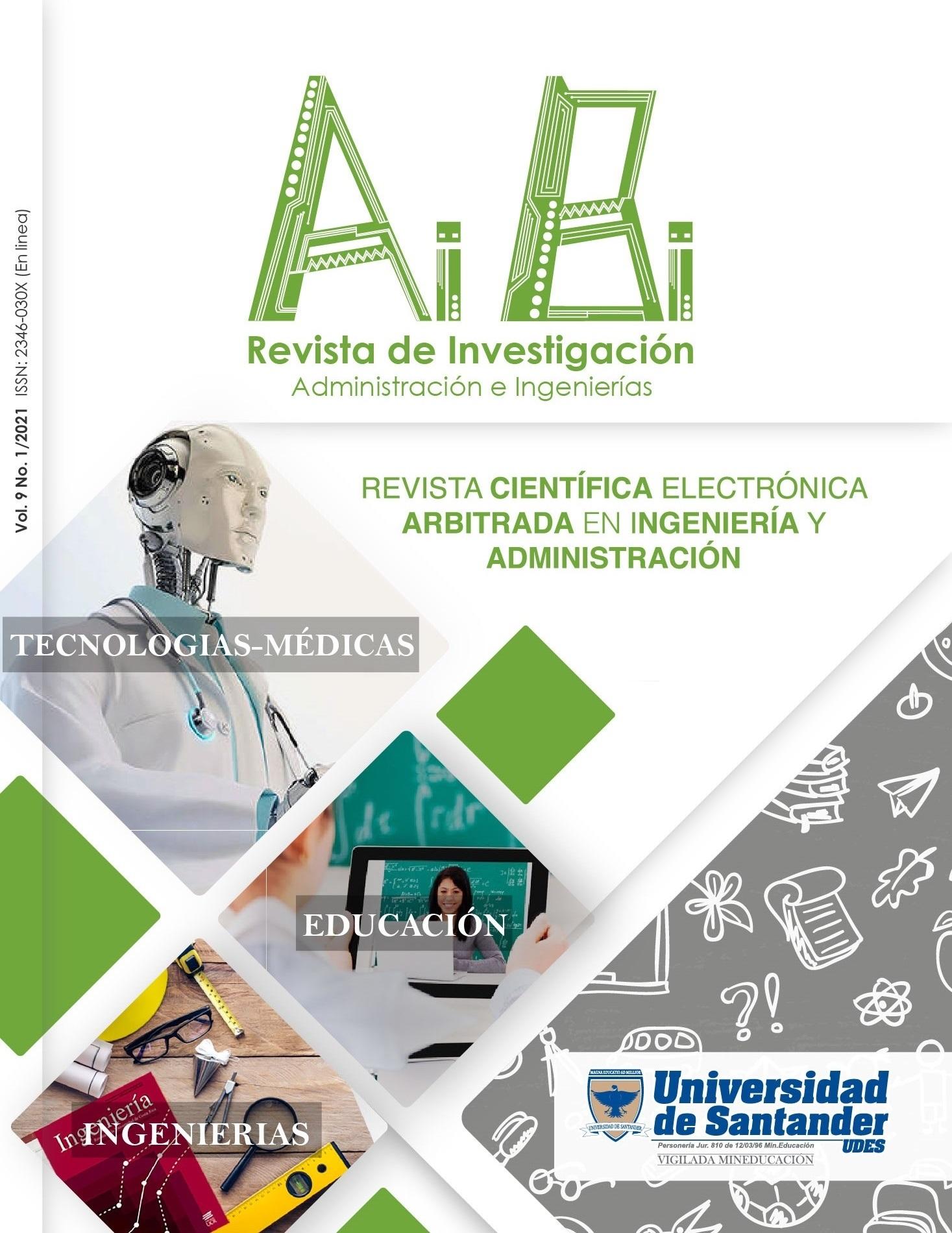 Revista de investigación, administración e ingenierías